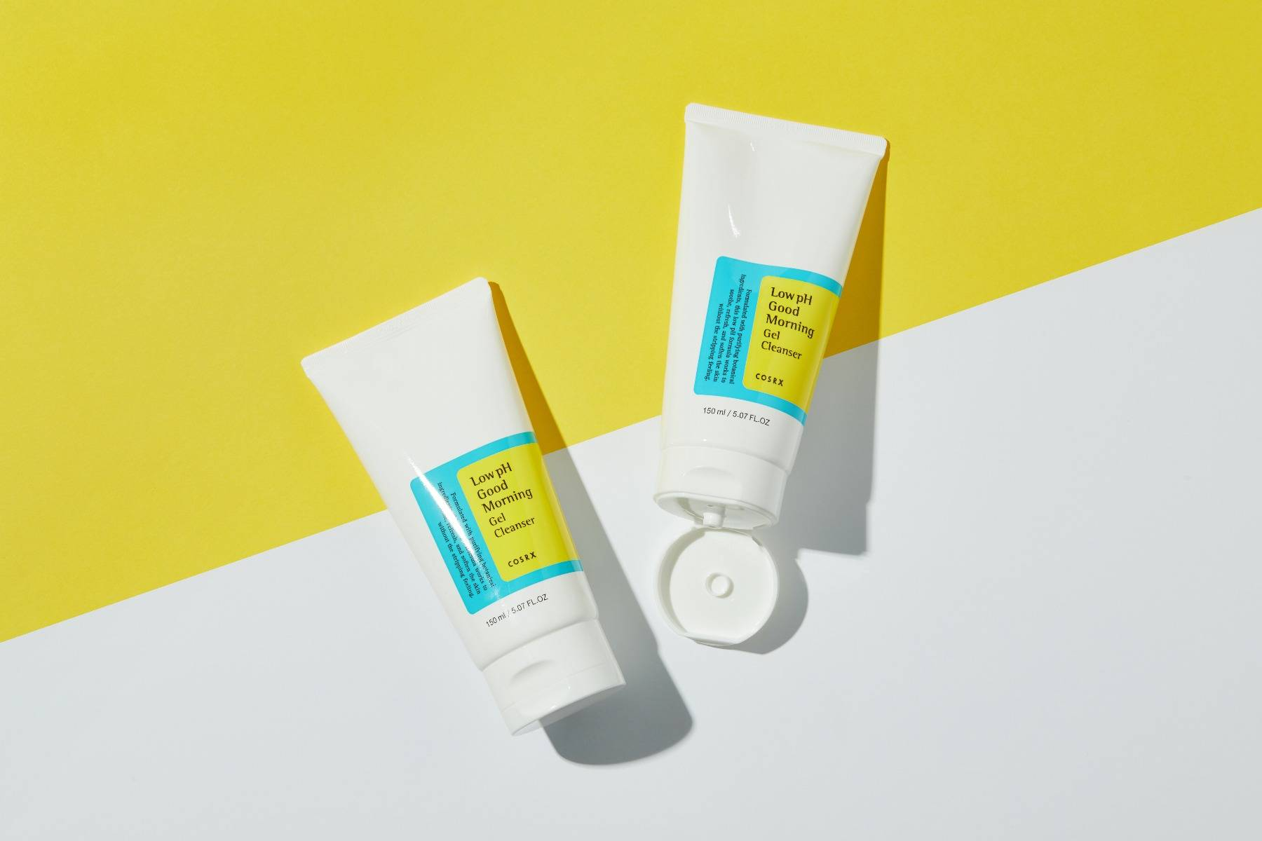 COSRX Low pH Good Morning Gel Cleanser_Image1
